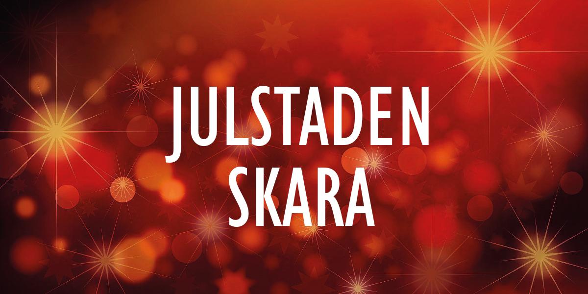Julstaden Skara